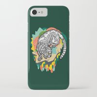 panther iPhone & iPod Cases featuring Panther by casiegraphics