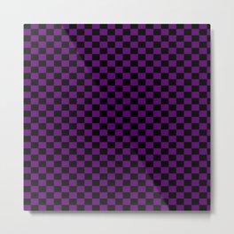 Trendy purple Collection 4 Metal Print