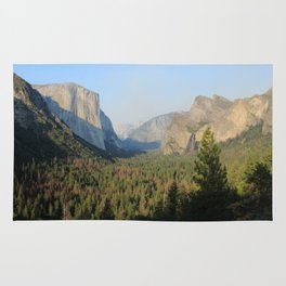 Tunnel View Rug