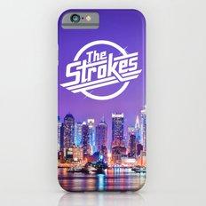 The Strokes Logo New York Night iPhone 6 Slim Case