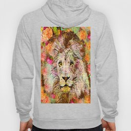 LION AND THE ROSE Hoody