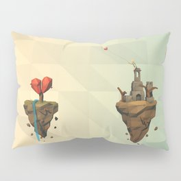 Distance Pillow Sham
