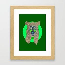 loli Framed Art Print