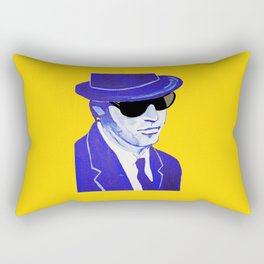 Elwood Blues 1 Rectangular Pillow
