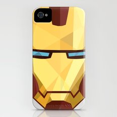 IronMan Fracture iPhone (4, 4s) Slim Case