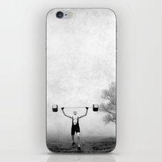 l'equilibrio iPhone & iPod Skin