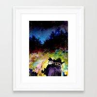 twilight Framed Art Prints featuring Twilight by Ivanushka Tzepesh