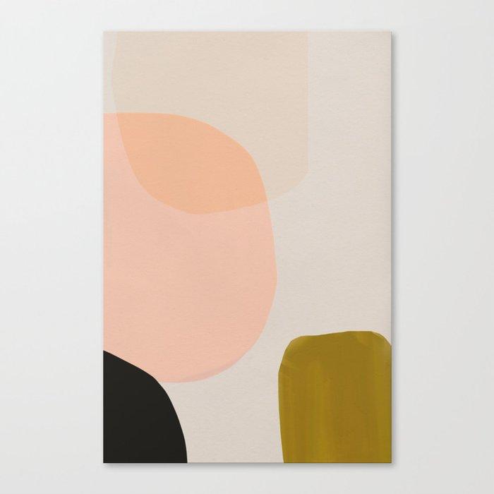 Gloop Canvas Print