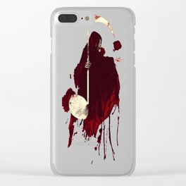 Death Note Clear iPhone Case