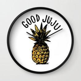 GOOD JUJU 2 Wall Clock