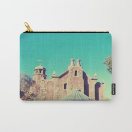 Mansion Architecture Closeup 1 Carry-All Pouch