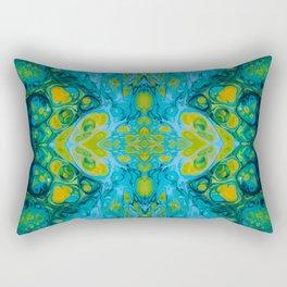 Fragmented 60 Rectangular Pillow