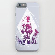Purple Astronaut  Slim Case iPhone 6s