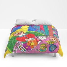 Happy Spirits Everywhere! Comforters
