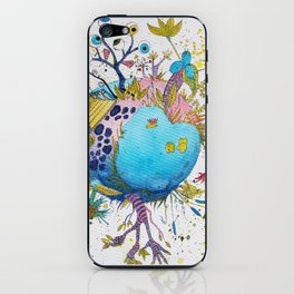 the swamp planet iPhone Skin