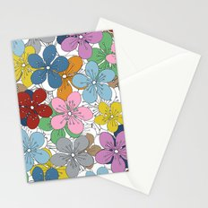 Cherry Blossom Colour - In Memory of Mackenzie Stationery Cards
