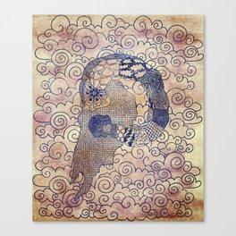 Ramtangle Canvas Print