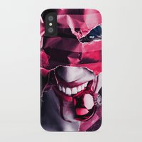 gift card iPhone & iPod Cases featuring Gift by Imustbedead
