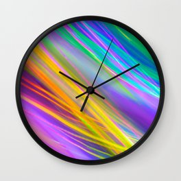 summer rings Wall Clock