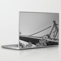 dumbo Laptop & iPad Skins featuring DUMBO by Raleigh Tillman