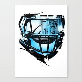 """Thomas Davis """"Visor"""" Canvas Print"""