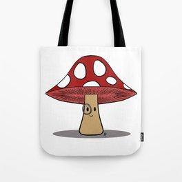 Dapper 'Shroom Tote Bag