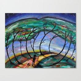 Camino Canvas Print