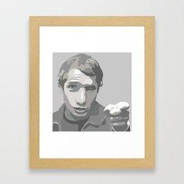 Shepard Fairey Distortion Framed Art Print