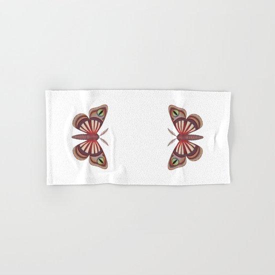 demon (made up moth) Hand & Bath Towel