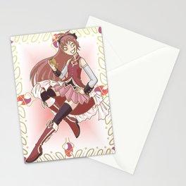 Kyoko Sakura Stationery Cards
