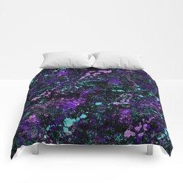 Blacklight Comforters