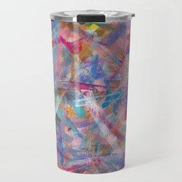 Art Studio Experimentation Travel Mug