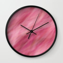 Motion afterimages #4 Wall Clock