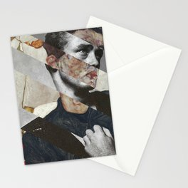 """Egon Schiele's """"Self Portrait with Physalis"""" and James D. Stationery Cards"""