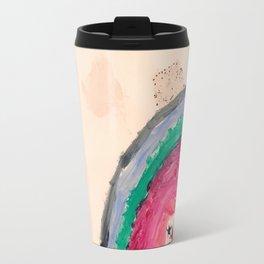Happy Girl Nail Polish Travel Mug