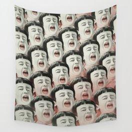 AAAA! II Wall Tapestry