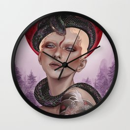 Reclaim Wall Clock