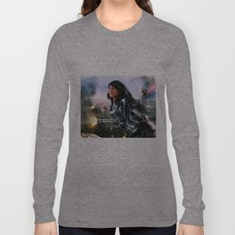 The Warrior Long Sleeve T-shirt