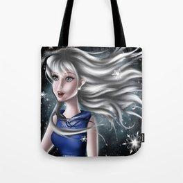 Jack Frost Genderbend Tote Bag