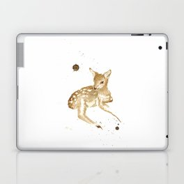 Coffee Fawn Laptop & iPad Skin