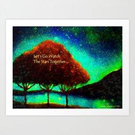Magical Place Art Print
