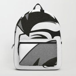Blue Eyed Cap Backpack