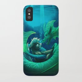 Siren's Song iPhone Case