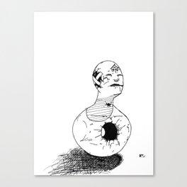"""life"" Canvas Print"