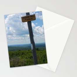 Hubbard Hill New Hampshire Stationery Cards
