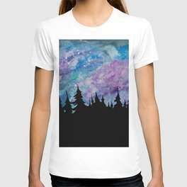 Galaxies and Trees T-shirt