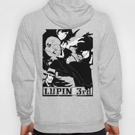 lupin the 3rd Hoody