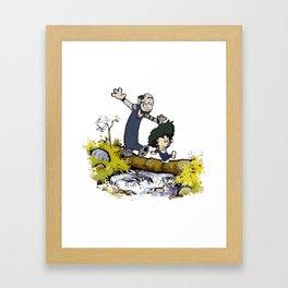Cowboy & Bebop Framed Art Print