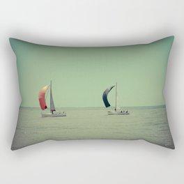 Voilier Rectangular Pillow