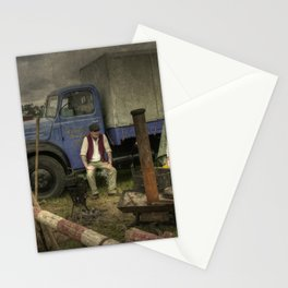 Somerset Roadies Stationery Cards